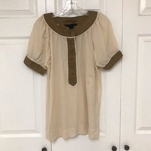 NWOT Marc by Marc Jacobs Top